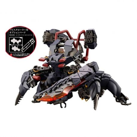 Hexa Gear figurine Plastic Model Kit 1/24 Abysscrawler Night Stalkers Ver. Bonus Edition Kotobukiya