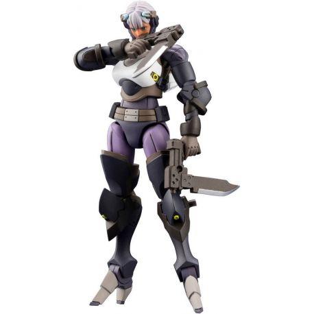 Hexa Gear figurine Plastic Model Kit 1/24 Governor Lat Black Rabbit Kotobukiya