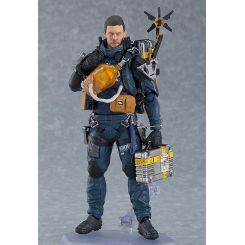 Death Stranding figurine Figma Sam Porter Bridges Max Factory