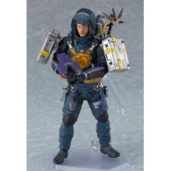Death Stranding figurine Figma Sam Porter Bridges DX Edition Max Factory