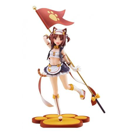 Nekopara statuette 1/7 Azuki Race Queen ver. Nekoyome