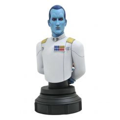Star Wars Rebels buste 1/7 Grand Admiral Thrawn Diamond Select