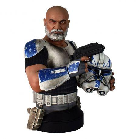 Star Wars The Clone Wars buste 1/6 Commander Rex Diamond Select