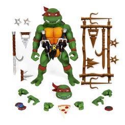 Les Tortues ninja figurine Ultimates Raphael Version 2 Super7