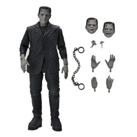 Universal Monsters figurine Ultimate Frankenstein's Monster (Black & White) NECA