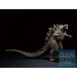 Godzilla vs. Kong statuette Ichibansho Godzilla Bandai