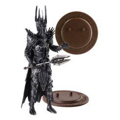 Le Seigneur des Anneaux figurine flexible Bendyfigs Sauron Noble Collection