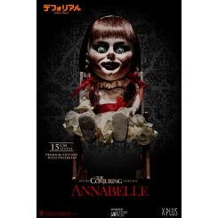Annabelle statuette Defo-Real Series Annabelle Premium Edition Star Ace Toys