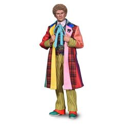 Doctor Who figurine 1/6 Collector Figure Series 6th Doctor (Colin Baker) Limited Edition BIG Chief Studios
