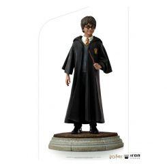 Harry Potter à l'école des sorciers statuette Art Scale 1/10 Harry Potter Iron Studios