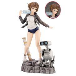 13 Sentinels: Aegis Rim statuette ARTFXJ 1/8 Natsuno Minami & BJ Bonus Edition Kotobukiya