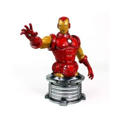 Marvel buste Iron Man Semic