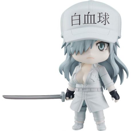 Cells at Work! Code Black figurine Nendoroid White Blood Cell Neutrophil 1196 Good Smile Company