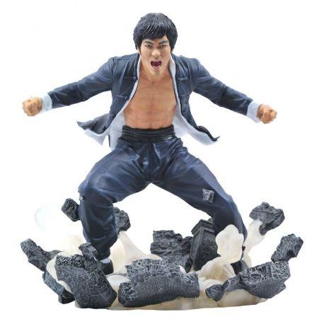 Bruce Lee Gallery statuette Earth Diamond Select