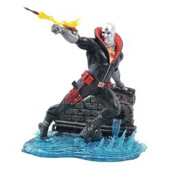 G.I. Joe: A Real American Hero Gallery statuette Destro Diamond Select