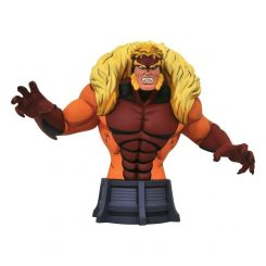Marvel X-Men Animated Series buste Sabretooth Diamond Select