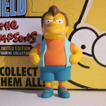 Nelson Munz PVC Springfield Elementary série 3