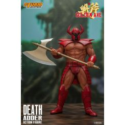 Golden Axe figurine 1/12 Death Adder Storm Collectibles