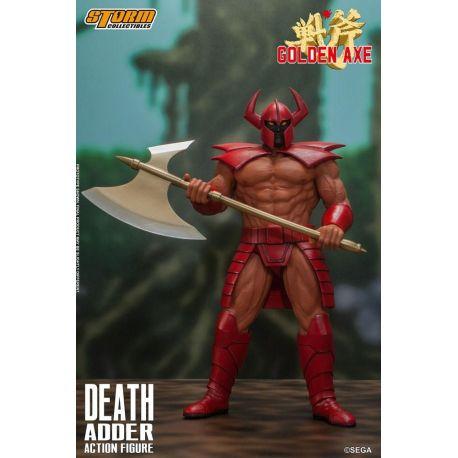Golden Axe figurine 1/12 Death Adder Storm Collectibles