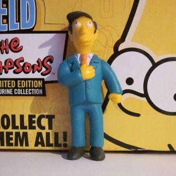 Principal Skinner PVC Springfield Elementary série 3