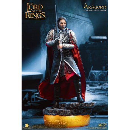 Le Seigneur des Anneaux figurine Real Master Series 1/8 Aragorn Deluxe Version Star Ace Toys