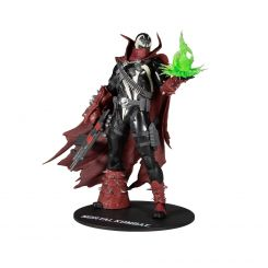 Mortal Kombat figurine Commando Spawn Dark Ages Skin McFarlane Toys