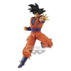 Dragon Ball Super statuette Chosenshiretsuden Son Goku Banpresto