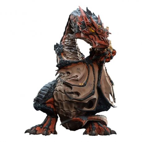 Le Hobbit figurine Mini Epics Smaug WETA Collectibles