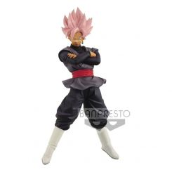 Dragon Ball Super statuette Chosenshiretsuden Super Saiyan Rosé Goku Black Banpresto