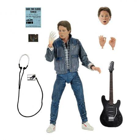 Retour vers le futur figurine Ultimate Marty McFly (Audition) Neca