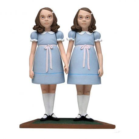 Shining pack 2 figurines The Grady Twins Neca