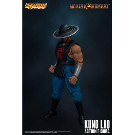 Mortal Kombat figurine 1/12 Kung Lao Storm Collectibles