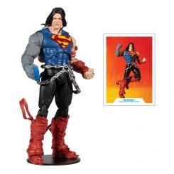 DC Multiverse figurine Dark Nights: Death Metal Darkfather Build A Superman McFarlane Toys