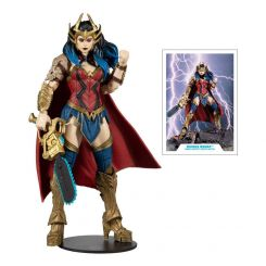 DC Multiverse figurine Dark Nights: Death Metal Darkfather Build A Wonder Woman McFarlane Toys