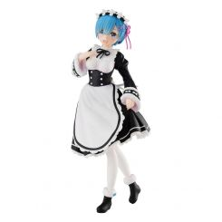 Re: Zero Starting Life in Another World statuette Pop Up Parade Rem Ice Season Ver. Good Smile Company