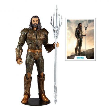 DC Justice League Movie figurine Aquaman McFarlane Toys
