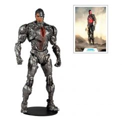 DC Justice League Movie figurine Cyborg McFarlane Toys