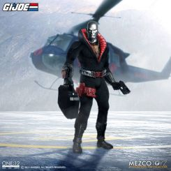 G.I. Joe figurine lumineuse 1/12 Destro Mezco Toys