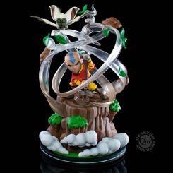 Avatar, le dernier maître de l'air figurine Q-Fig Max Elite Aang Quantum Mechanix