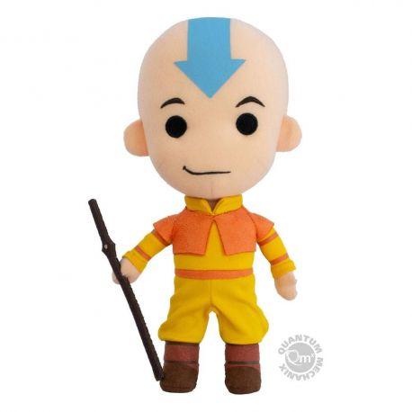 Avatar, le dernier maître de l'air peluche Q-Pals Aang Quantum Mechanix