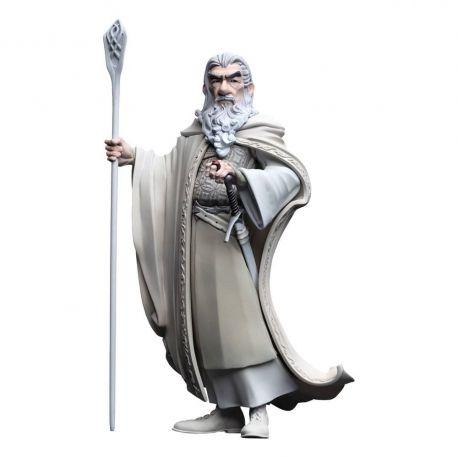 Le Seigneur des Anneaux figurine Mini Epics Gandalf le Blanc WETA Collectibles