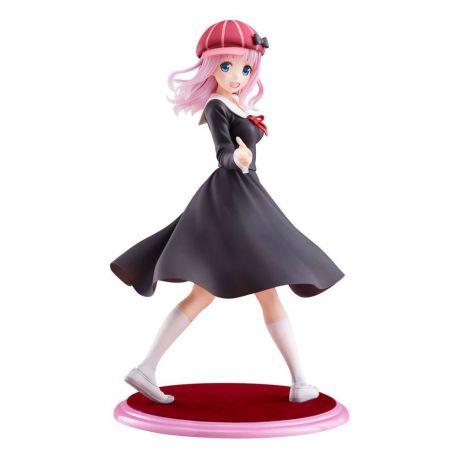 Kaguya-sama: Love is War statuette 1/7 Chika Fujiwara DT-170 Ver. Wave Corporation