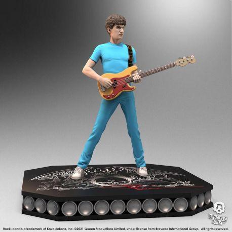 Queen statuette Rock Iconz John Deacon Limited Edition Knucklebonz