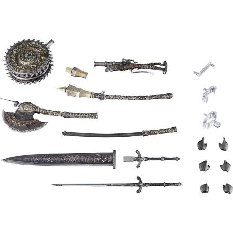 Bloodborne: The Old Hunters figma Hunter Weapon Set Max Factory