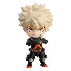 My Hero Academia figurine Nendoroid Katsuki Bakugo Winter Costume Ver. Good Smile Company