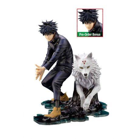 Jujutsu Kaisen figurine ARTFXJ 1/8 Megumi Fushiguro Bonus Edition Kotobukiya