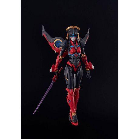 Transformers figurine Furai Model Plastic Model Kit Windblade Flame Toys