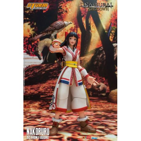 Samurai Shodown figurine 1/12 Nakoruru Storm Collectibles