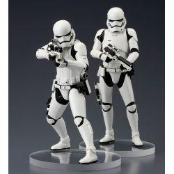 Star Wars épisode VII pack 2 statuettes ARTFX+ First Order Stormtrooper Kotobukiya
