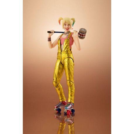 Birds of Prey figurine S.H. Figuarts Harley Quinn Bandai Tamashii Nations
